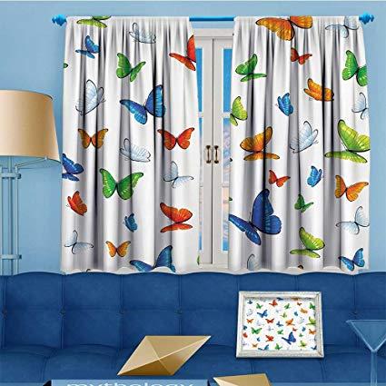 Amazon.com: alsohome Kitchen Decor Collection,Butterflies.