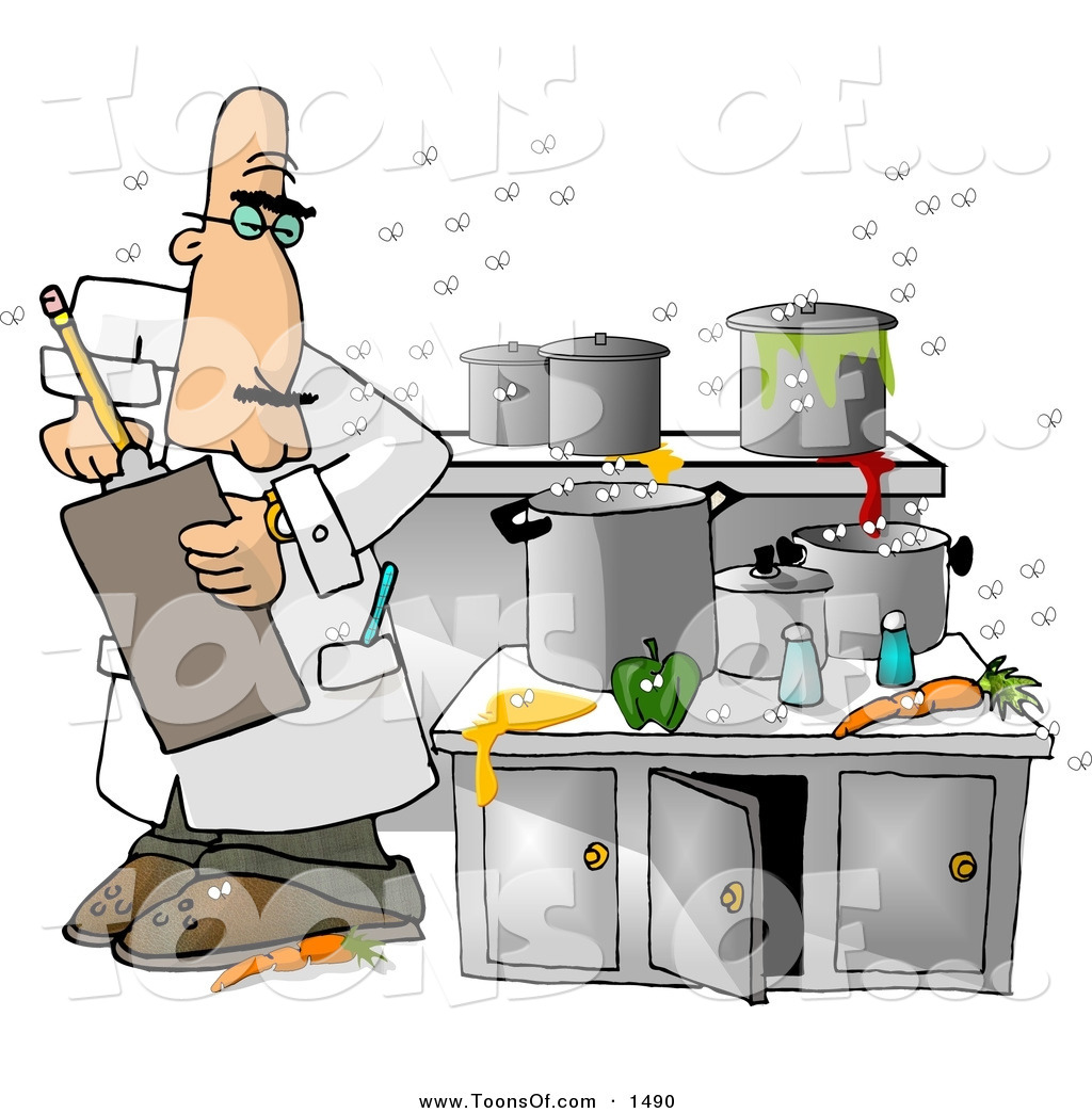 Kitchen Work Clipart