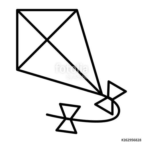 Collection of Kite clipart.