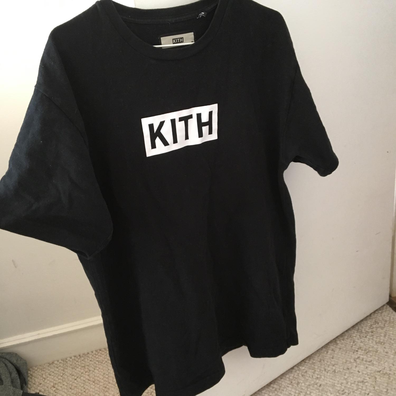Kith Original (2015) Box Logo T Shirt.