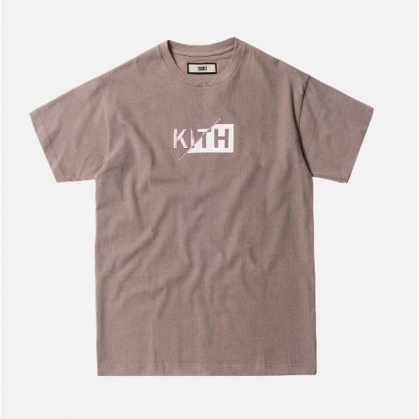 Kith Slash Classic Box Logo T.