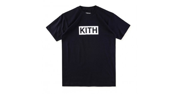 Kith NYC Box Logo T.