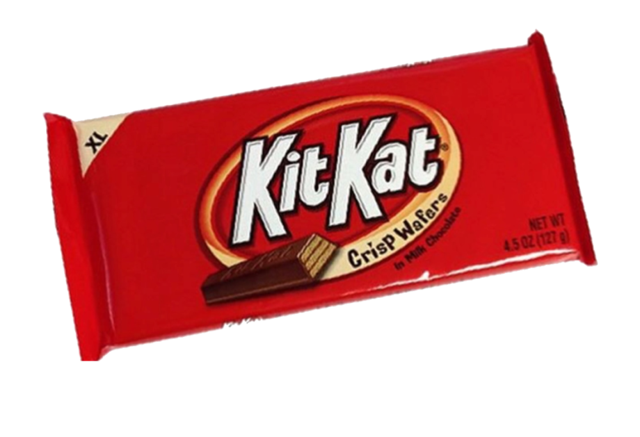 Transparent Kitkat Clipart.