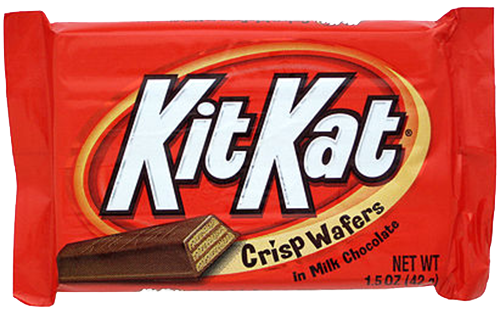 Download Kit Kat Bar Clipart PNG Image with No Background.