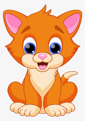 Kitten Clipart PNG Images.