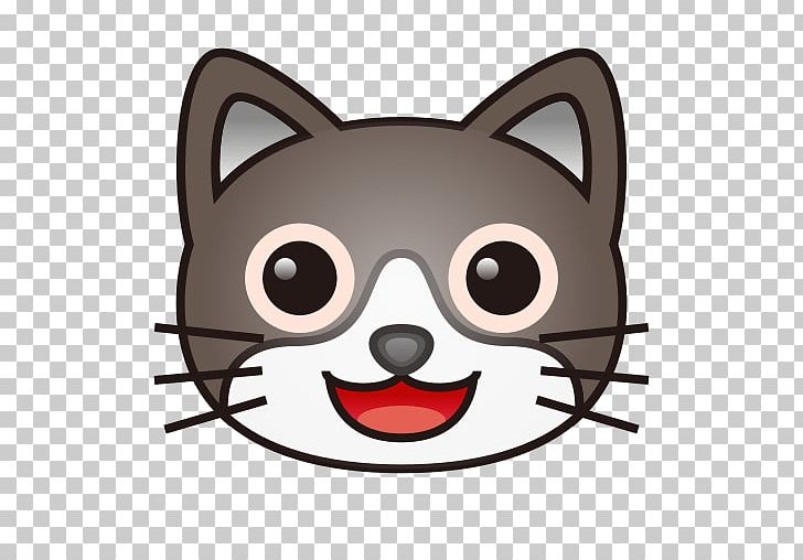 Cat Kitten Face With Tears Of Joy Emoji Crying PNG, Clipart.