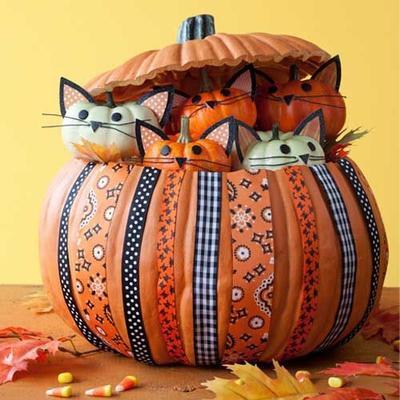 36 Easy Halloween Pumpkin Ideas.