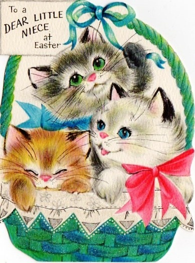 1000+ images about Easter Cats on Pinterest.
