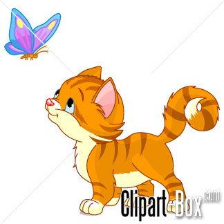 Free Clipart Cats and Kittens.