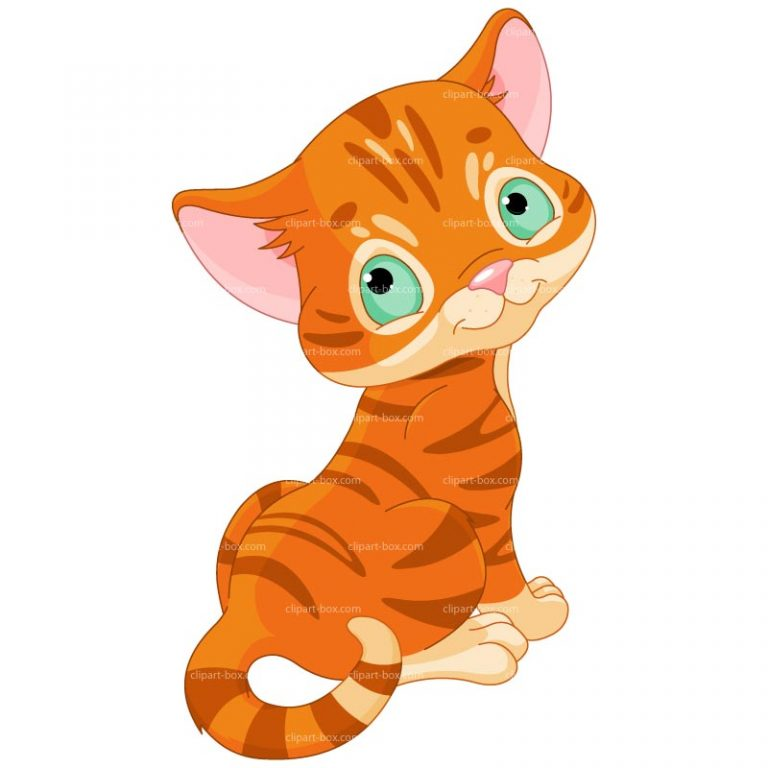Free Kitten Clipart Images.