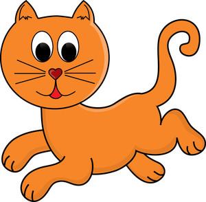 Kitty Cat Clipart Free.