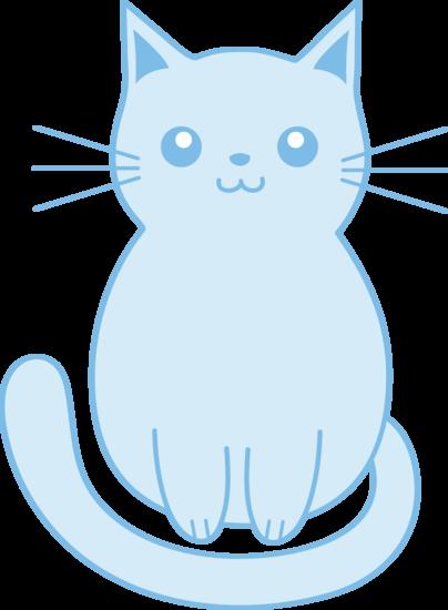 Kitty Clip Art Free.