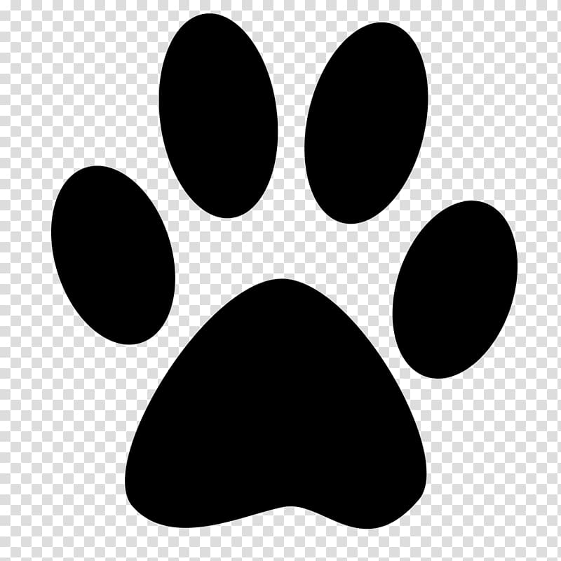 Cat Dog Paw Claw , paw prints transparent background PNG.