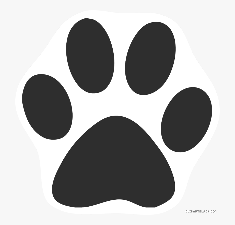Paw clipart kitty paw, Paw kitty paw Transparent FREE for.