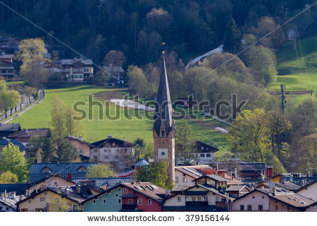 Kitzbuhel Stock Photos, Royalty.