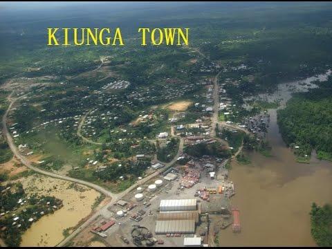 kiunga town.