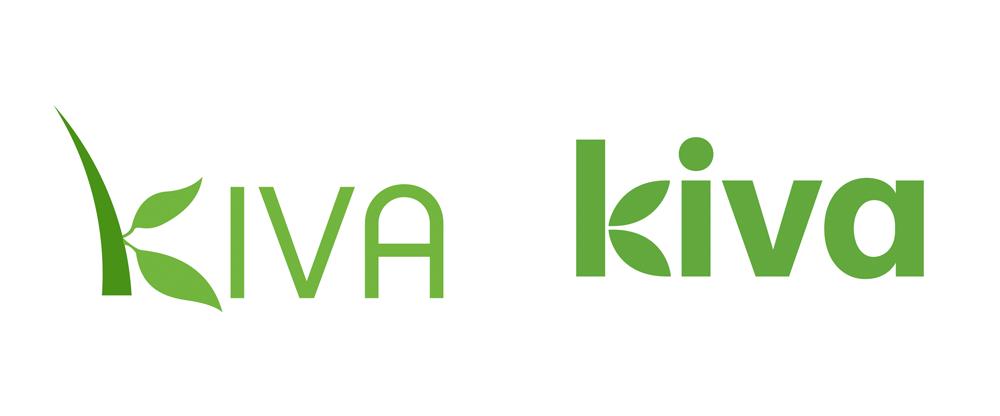 Brand New: New Logo for Kiva.