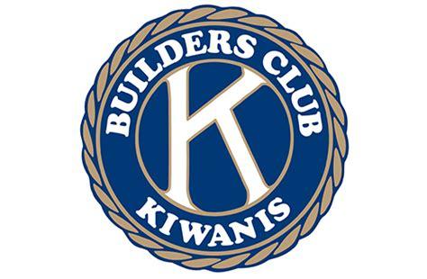 Kiwanis builders club Logos.