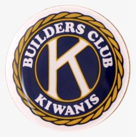 Builders Club Member Pin.