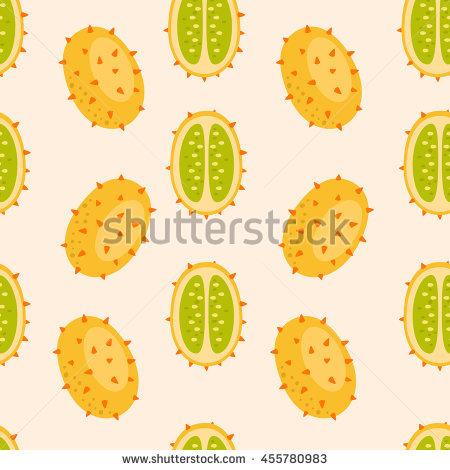 Kiwano Melon Stock Photos, Royalty.