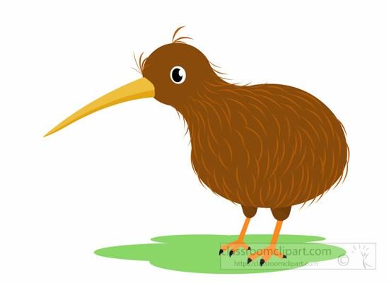 Kiwi Bird Clipart » Clipart Portal.