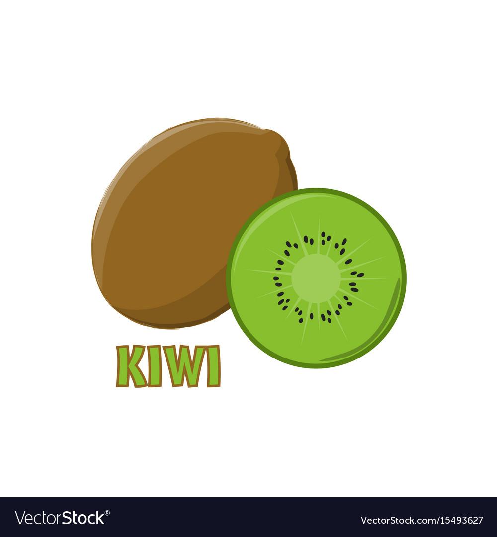 Logo kiwi farm design.