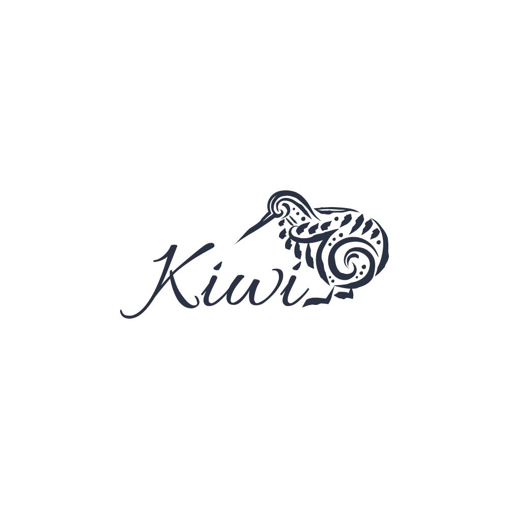 For Sale: Kiwi Bird Logo Design.