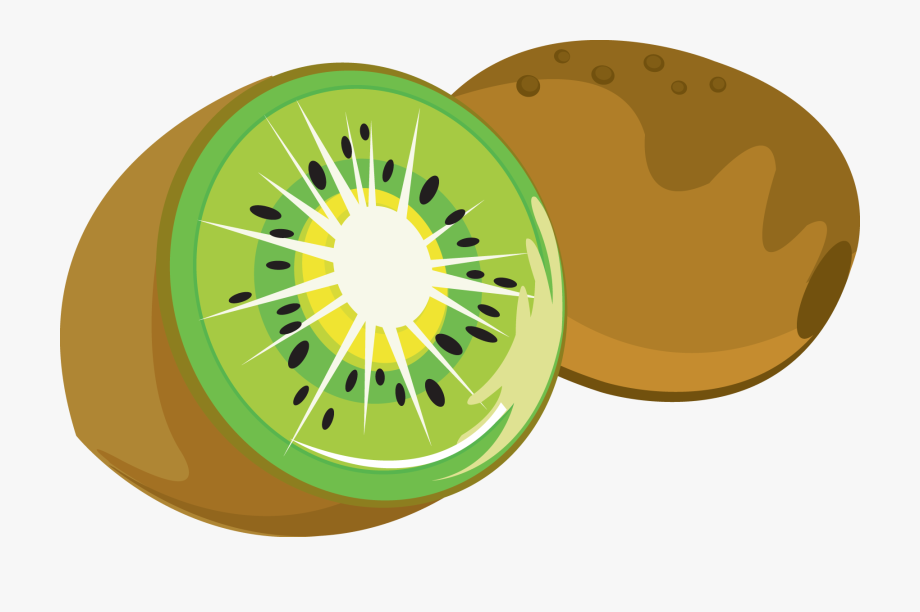 Kiwi Clip Art.
