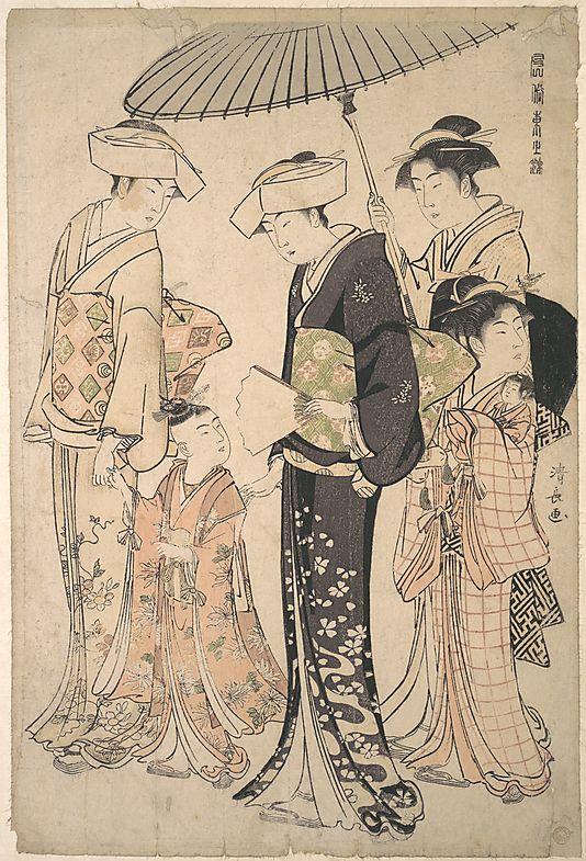 Torii Kiyonaga (Japanese, 1752.