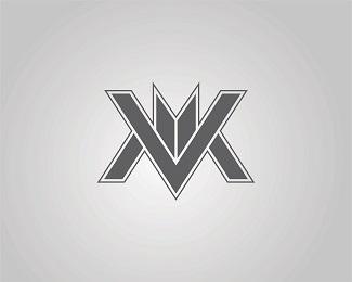 KK Logo Letter Designed by fooart313.