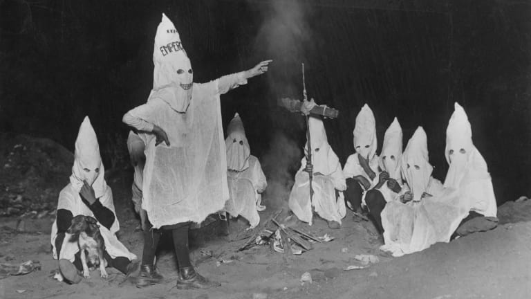Ku Klux Kiddies\': The KKK\'s Little.