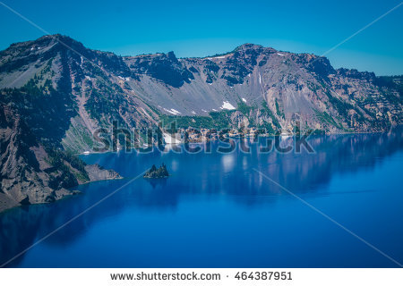 Autumn Scenery Lake Gosausee Snowcapped Dachstein Stock Photo.