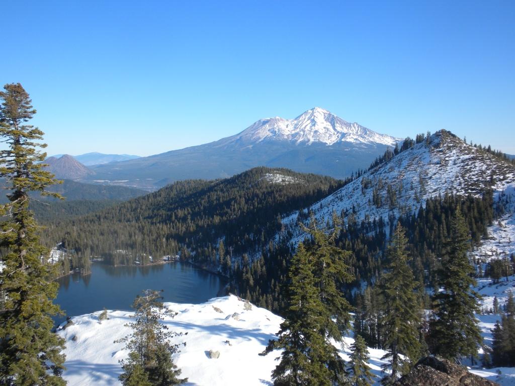 Mount Shasta Blog.