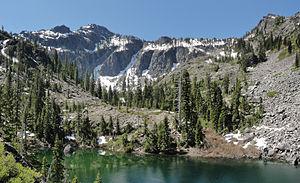 Klamath Mountains (ecoregion).