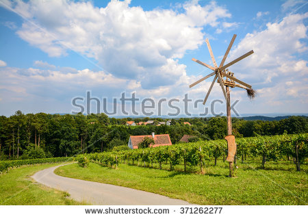 Burgenland Austria Stock Photos, Royalty.