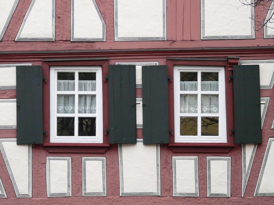 Shop, Window.