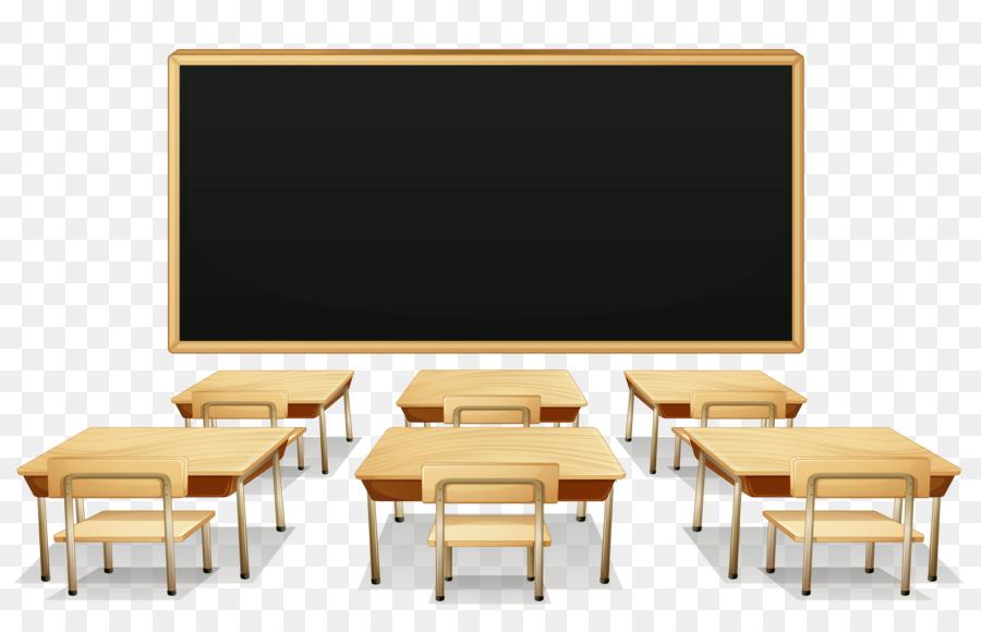 Klassenzimmer Clip.
