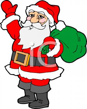 Clipart Santa & Santa Clip Art Images.