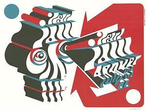 MINT Pearl Jam Denver 2006 Klausen SIGNED A/P Poster 51/150.
