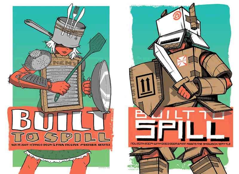 Built to Spill.