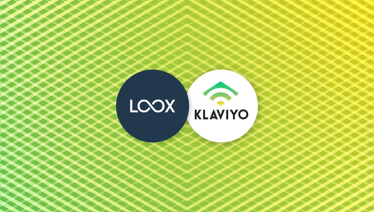 Integration with Klaviyo.