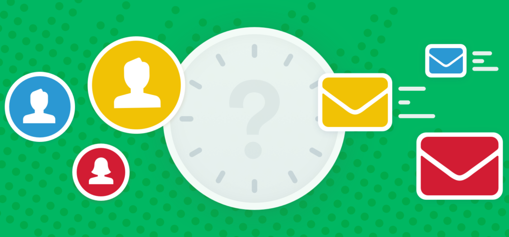 When\'s the best time to send emails? Send Time has the.