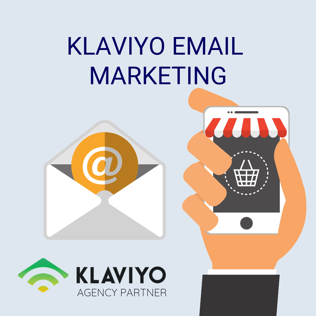 Klaviyo Email Marketing Setup + Flows.