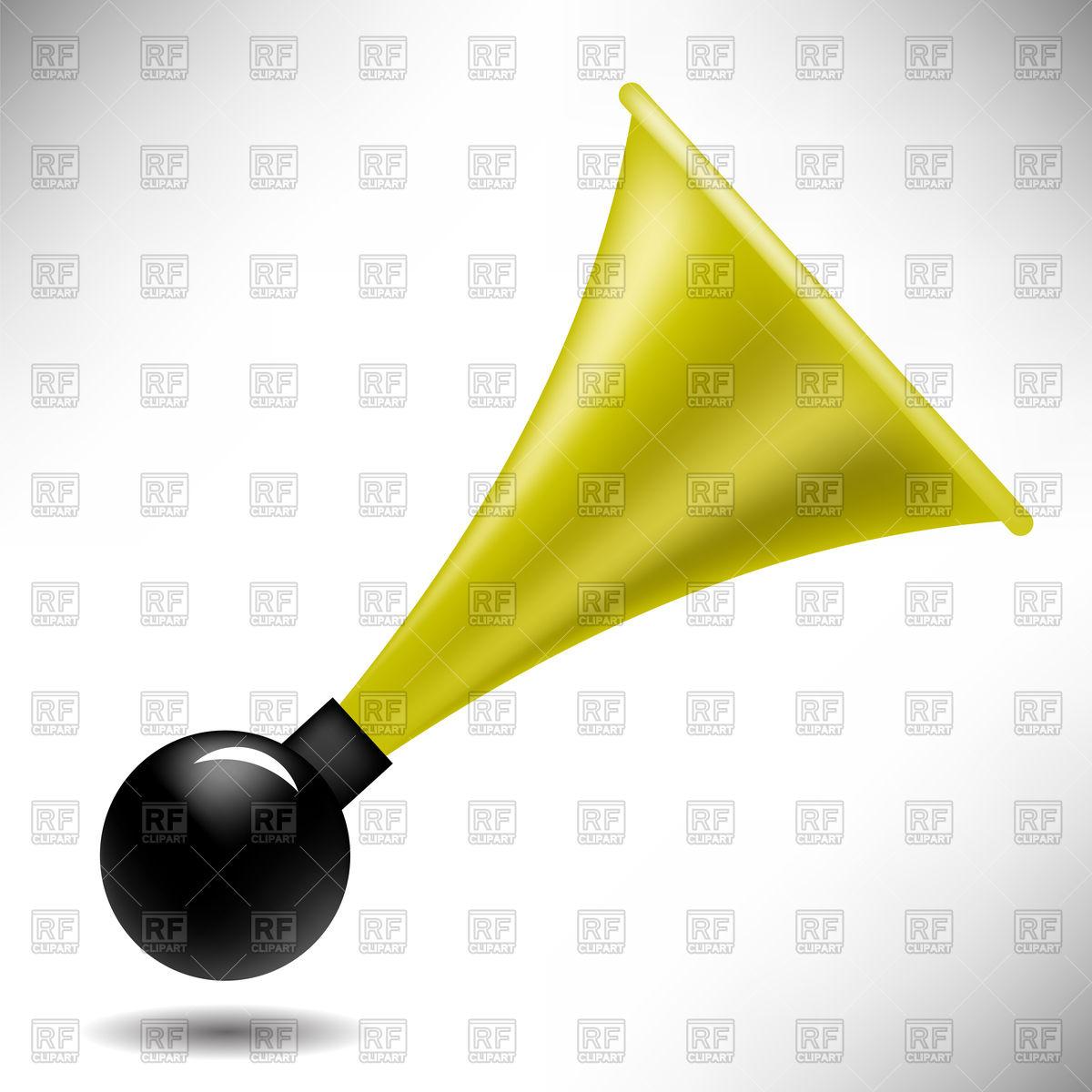 Klaxon icon Vector Image #90438.
