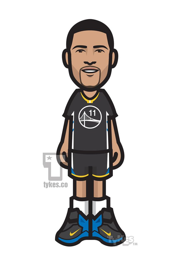 Showing post & media for Klay thompson cartoon.
