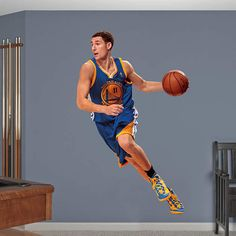 Klay Thompson Clipart.