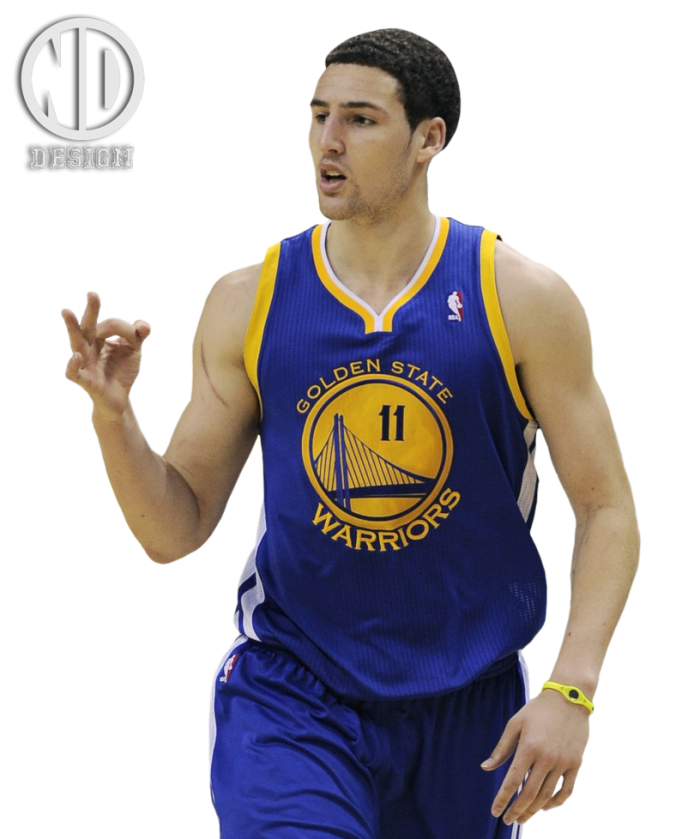 Klay Thompson Png Vector, Clipart, PSD.