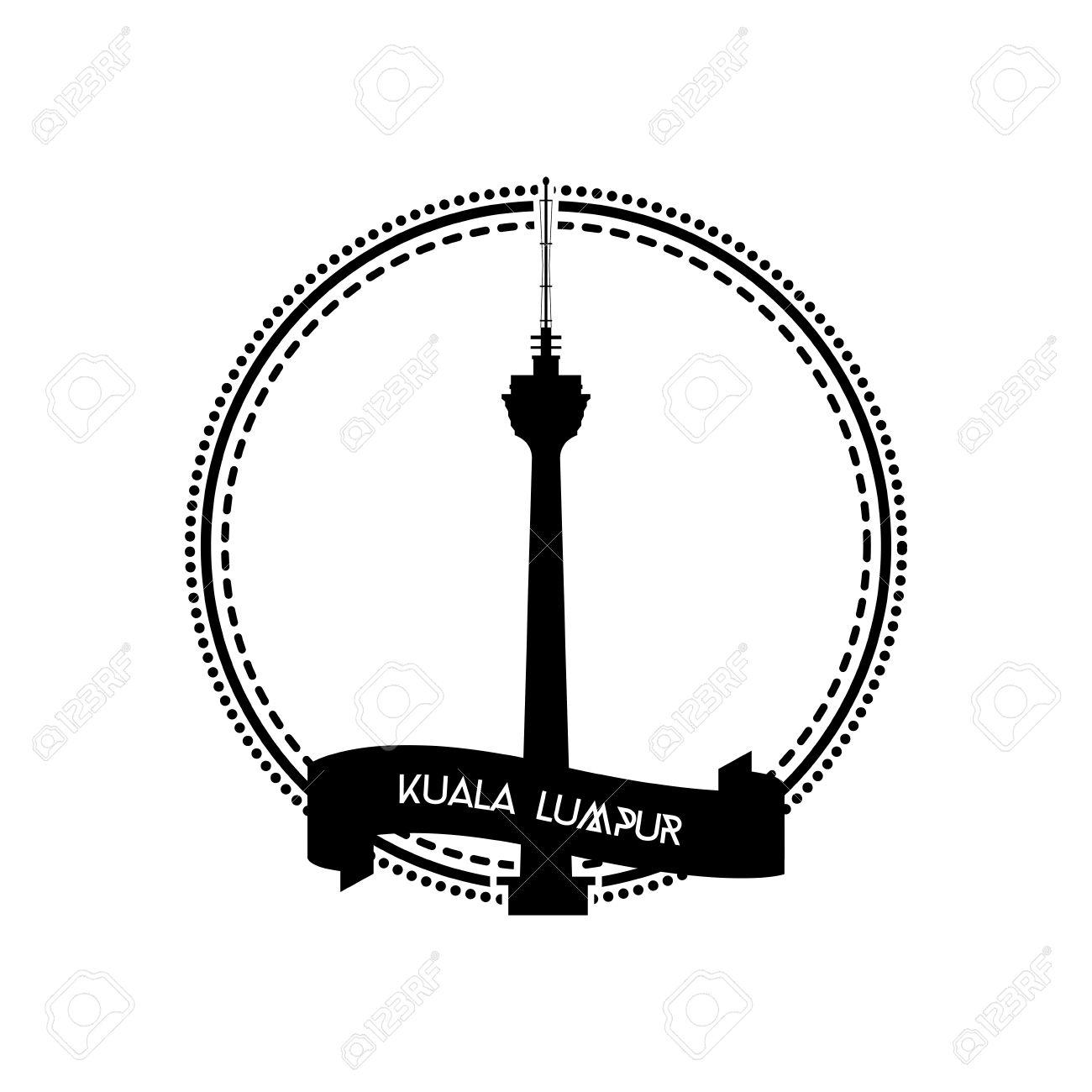 Menara Kl Clipart.