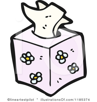 Tissue Box Clipart.