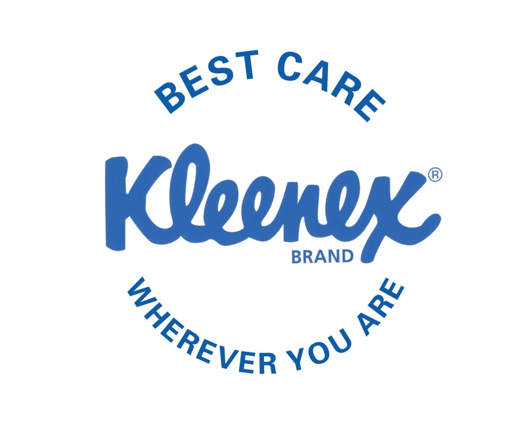 Kleenex Logo / Cosmetics / Logonoid.com.